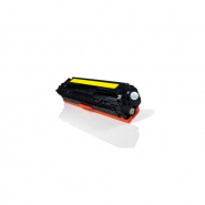 Cartouche jaune HP CB542A N°125A - CANON 716Y compatible