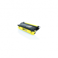 Cartouche de toner Brother TN135Y compatible jaune