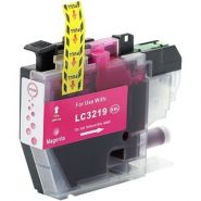 Cartouche d'encre BROTHER LC3219XL M compatible magenta